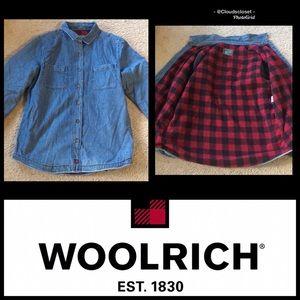 WOOLRICH Original Outdoor Co. DENIM LINED …